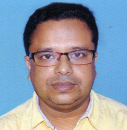Dr. Ajit Kumar Biswas